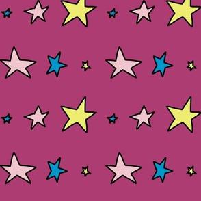 New Killer Star (purple)
