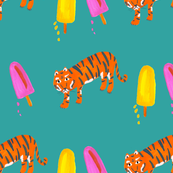 tigers-popcicles-b-davey-teal