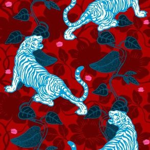 Jungle Tiger Ruby
