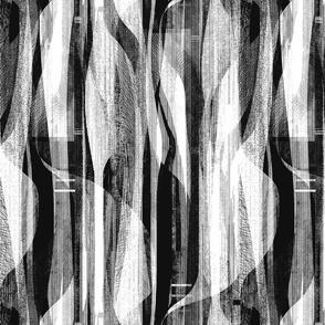 black-white-flow