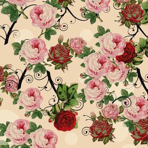 Anna's Vintage Rose Garden