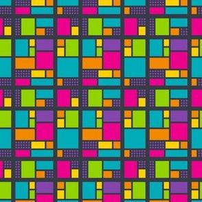 Funfetti City Blocks
