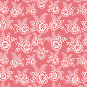 Floral seamless pattern background-ed