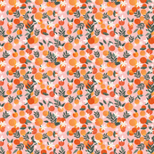 Happy Oranges Pink