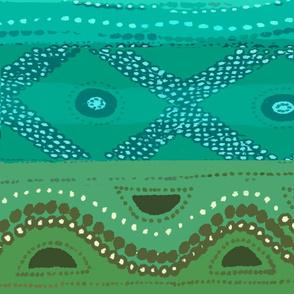 Spoonflower - Caribbean Batik 54x45x150FINALSeamlessBlueGreen