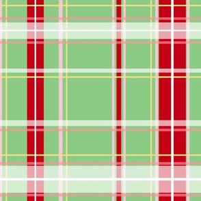 Kringle Tartan basil