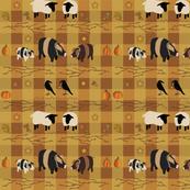 fall animals150