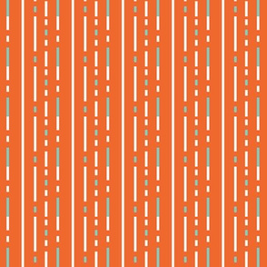 Energetic Orange