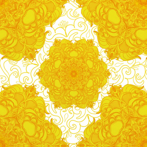 yellowMandala