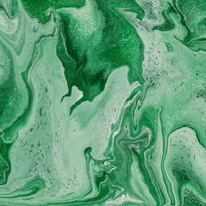 Green Swirl-Marble1
