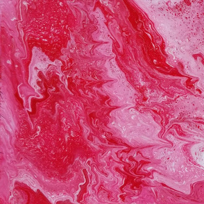 Red Swirl-Marble1A