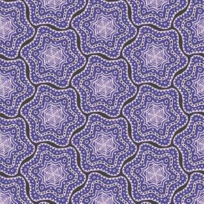 Wriggleweb - Violet