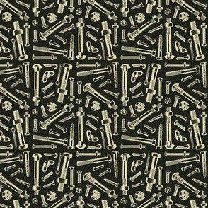 Nuts Bolts and Screws 1e Small