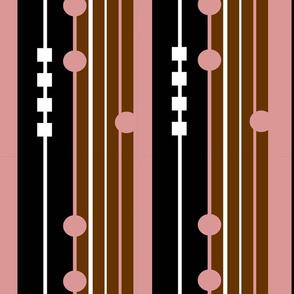 mechanical stripes