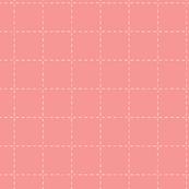 musk pink dash grid