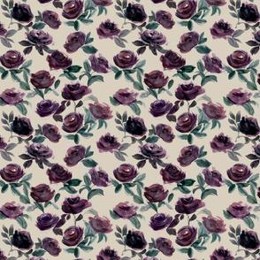Plum Rose Clair