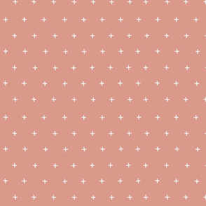 pink cross lus swiss cross swiss crosses scandi fabric gift wrap wrapping paper wallpaper girls