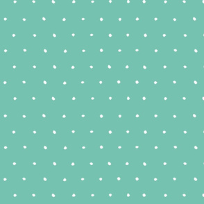 bubblegum green Dots Spots Dotty Spotty fabric gift wrap wrapping paper wallpaper