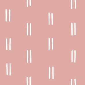 pink parallel lines horizontal lines mud cloth simple fabric gift wrap wrapping paper wallpaper mud cloth girls