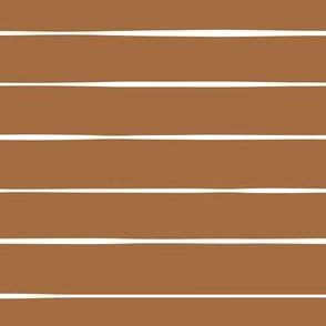 bronze brown Horizontal stripes stripes lines fabric gift wrap wrapping paper wallpaper