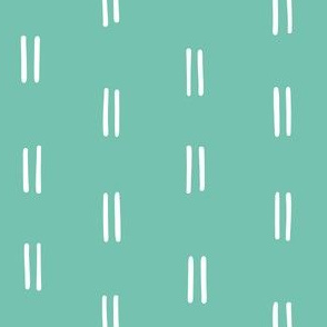 spearmint parallel lines horizontal lines mud cloth simple bubblegum green gift wrap fabric wallpaper wrapping paper