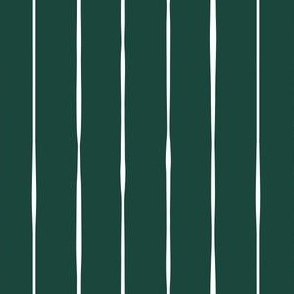 bottle green dark vertical lines vertical stripes striped stripes gift wrap fabric wallpaper wrapping paper christmas wrap