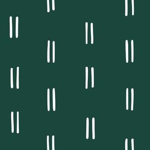 dark emerald green parallel lines horizontal lines mud cloth simple gift wrap fabric wallpaper christmas wrapping paper