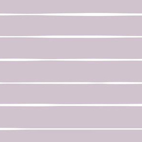 light purple puce lilac Horizontal stripes stripes lines freehand gift wrap fabric wallpaper wrapping paper