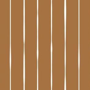 dark mustard Scandi vertical lines vertical stripes striped stripes gift wrap