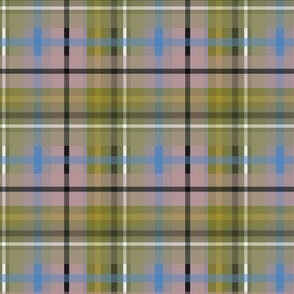Monet Plaid