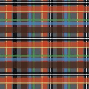 Picasso Plaid