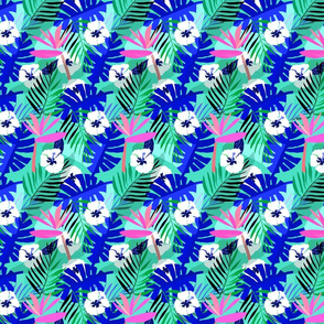 tropical repeat small