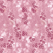 Cherry blossom in rose pink