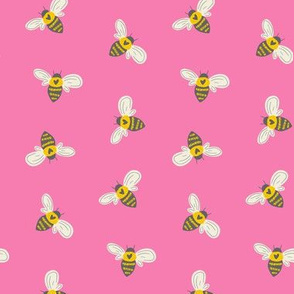 Love Bees, Pink