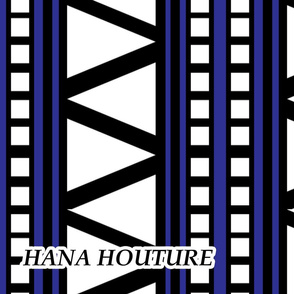 HANA BLUE TRIBAL