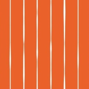 freehand vertical lines vertical stripes striped stripes orange tangerine clementine