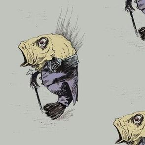 Victorian Gentleman fish