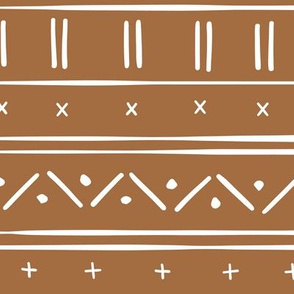 1 // african inspired mudcloth fabric wallpaper gift wrap ethnic mud cloth fabric earth tone brown and white