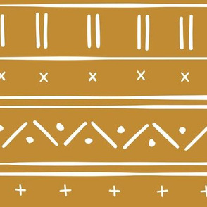 1 // african inspired mudcloth fabric wallpaper gift wrap ethnic mud cloth fabric golden mustard