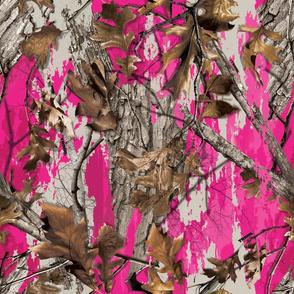 Traml™ Camouflage Pink