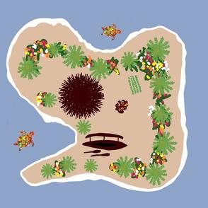 Rainbow Turtle Island