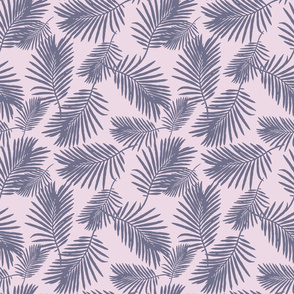 Exotic Jungle Birds_16 Coordinating Pattern