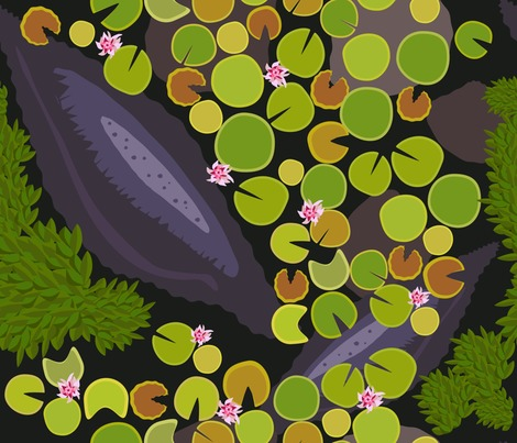 Rramazon-water-lilies_contest264282preview