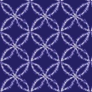 Shibori indigo 1