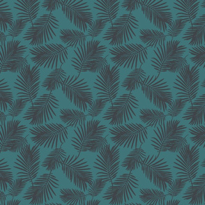 Jungle Birds Tropical Paradise_1 Coordinating Pattern