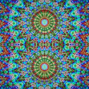 Mandala Of Many Colors #1