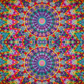 Mandala Of Many Colors #2