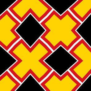 Richmond Tigers Colors: Ex
