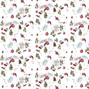 36th Christmas print