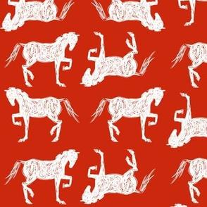 Cayenne Horses